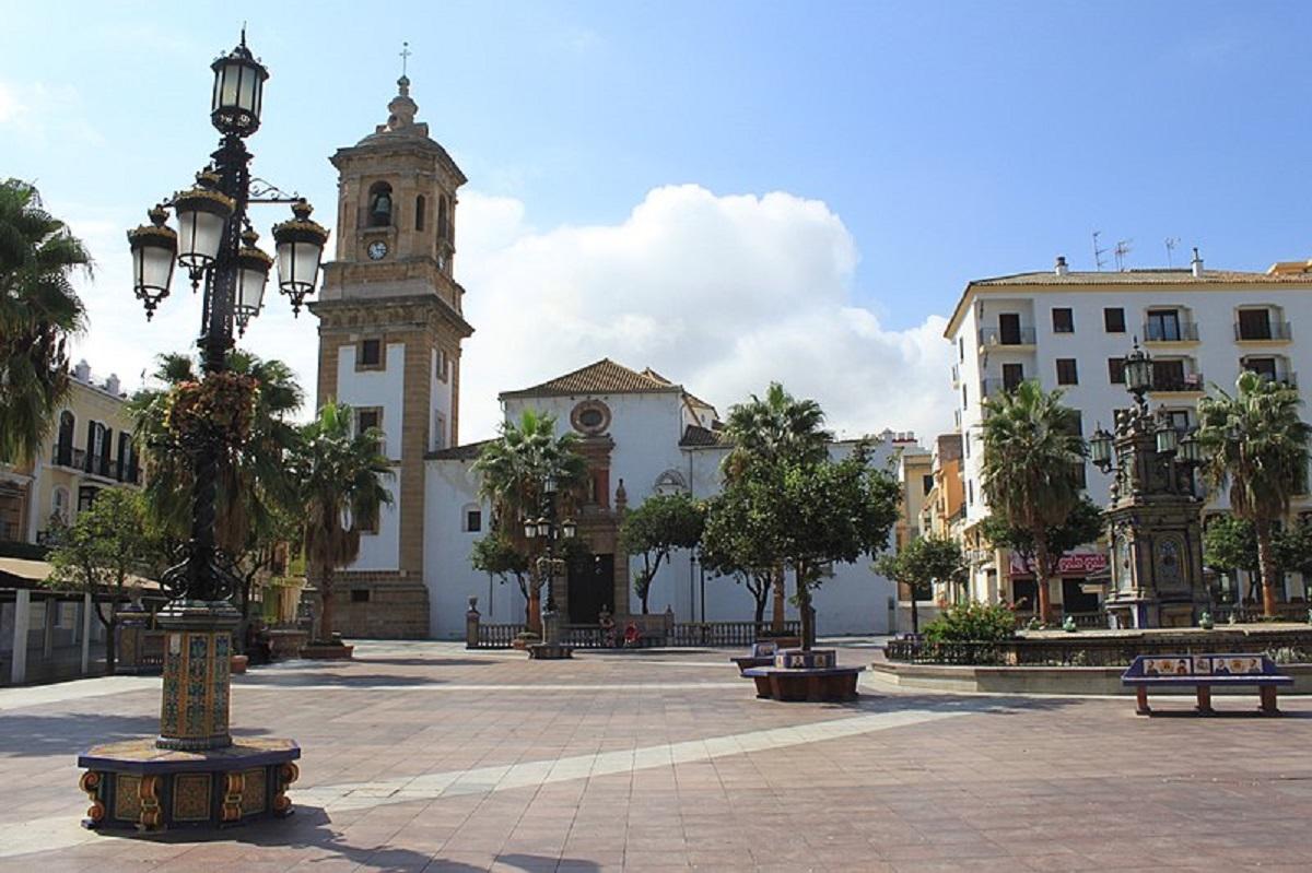 Plaza Alta de Algeciras